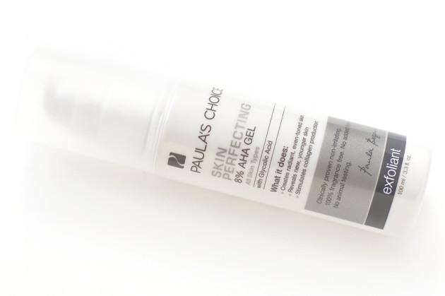 Paula's Choice Skin Perfecting 8 AHA glycolic review