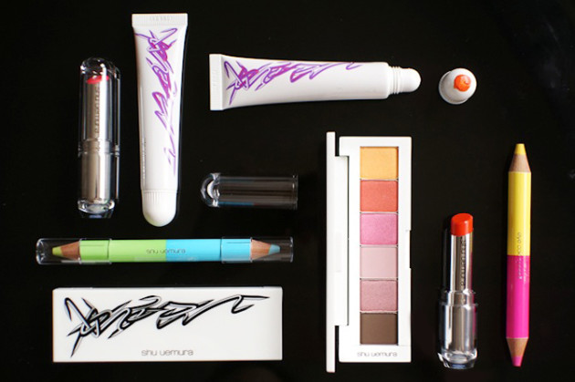 Shu Uemura Haute Street Vision of Beauty collection reviews photos swatches