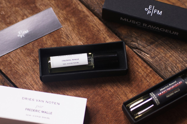 Frederic Malle Dries Van Noten review