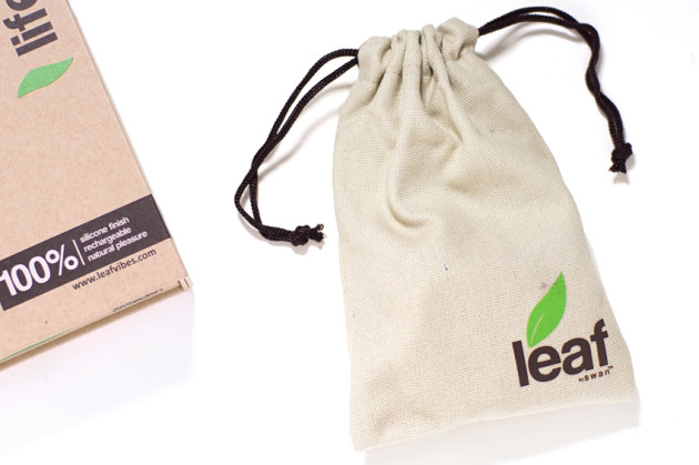 Leaf sex toy branding