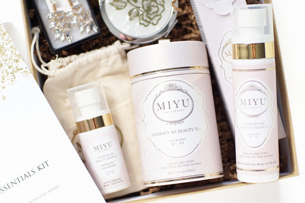 MIYU Beauty Soiree Essentials kit review