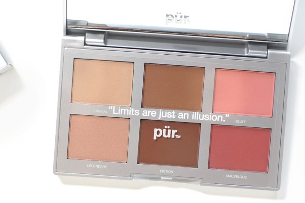 Pur Minerals the limit does not exist