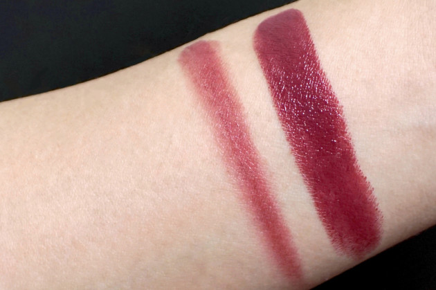 Shiseido Perfect Rouge RS 656 Empress review swatches