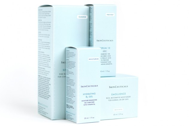 SkinCeuticals skincare regimen group