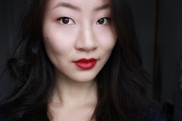 pur minerals holiday makeup look