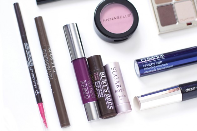 Brow and lip favourites 2015