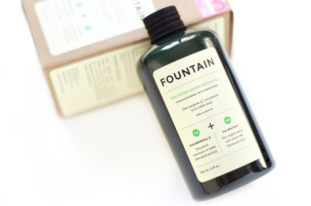 Deciem Fountain The Super Green Molecule review