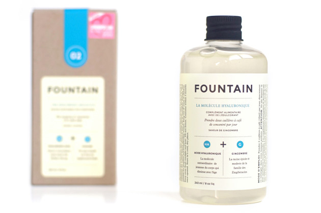 Fountain The Hyaluronic Molecule beauty supplement review