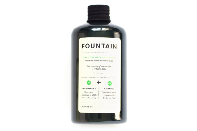 Fountain The Super Green Molecule review