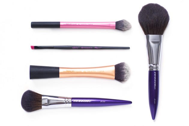 Makeup Brush favourites