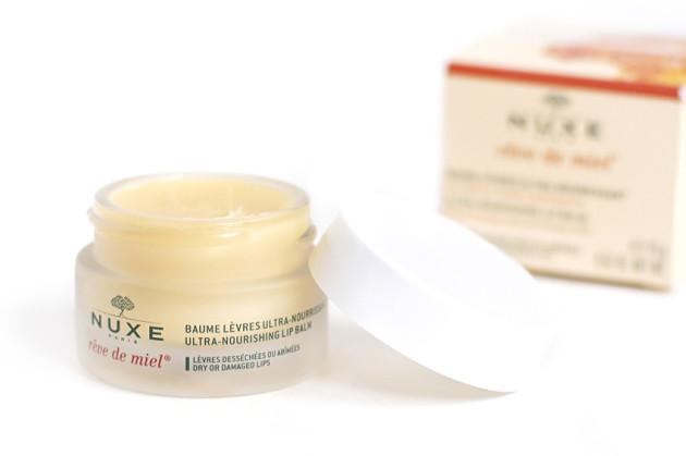 Nuxe Reve de Miel Lip Balm review comparison