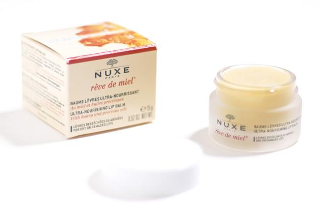 Nuxe Reve de Miel Ultra-Nourishing Lip Balm review
