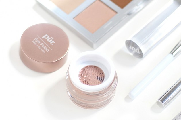 Pur Minerals Eye Polish review swatches