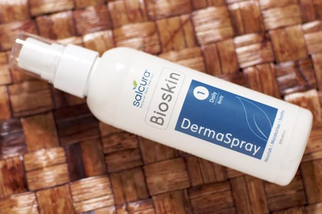 Salcura DermaSpray review photos