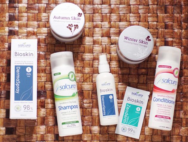 Salcura review photos dry skin eczema