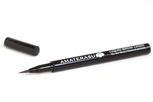 Amaterasu liquid brow liner review