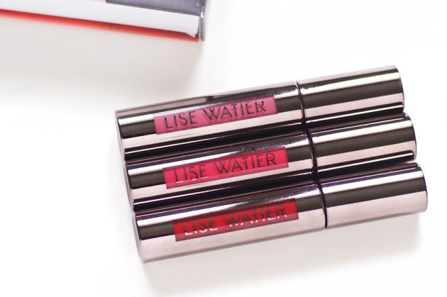 Lise Watier Rouge Satin liquid lipstick review
