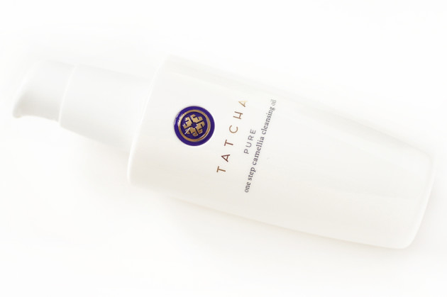 Tatcha One step Camellia Cleansing Oil review