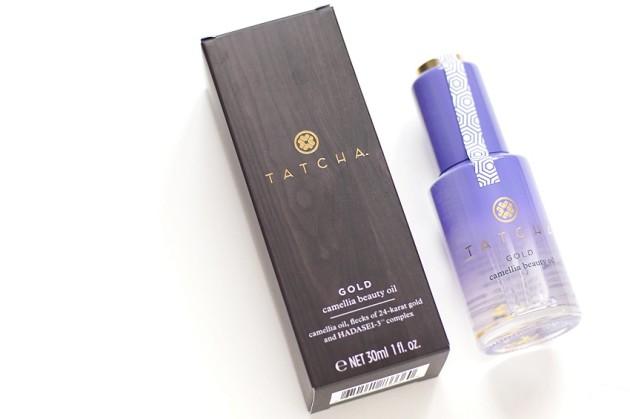 Tatcha cameillia beauty oil review