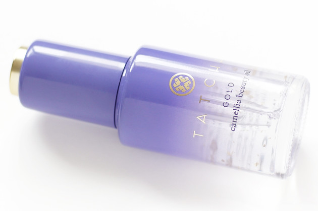 Tatcha gold cameillia beauty oil review