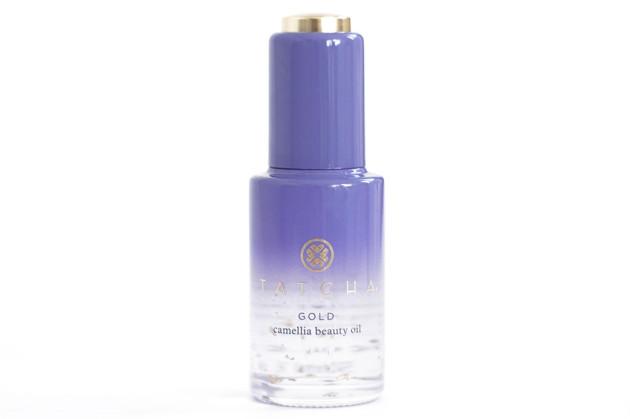 Tatcha gold review Cameillia beauty oil serum
