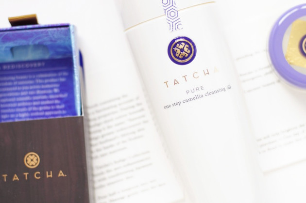 Tatcha pure one step cameilla cleansing oil review