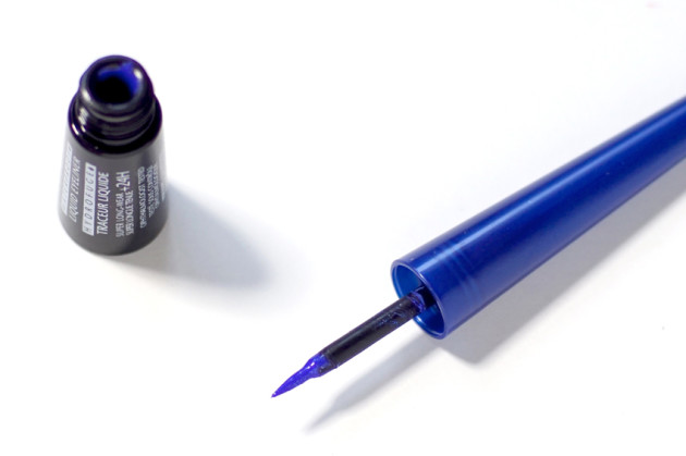 Annabelle 24h liquid eyeliner brush packaging review