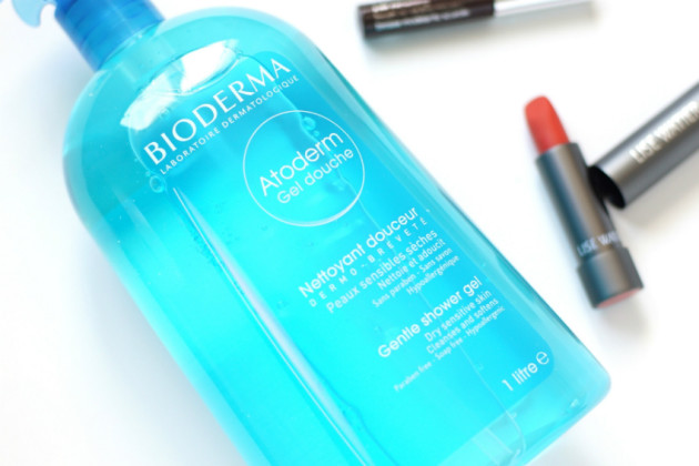 Bioderma Atoderm shower gel review