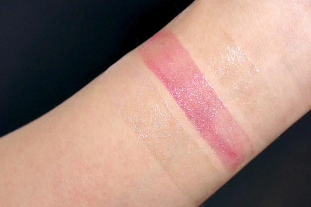 Elizabeth Arden Prismatic Lip Gloss swatches