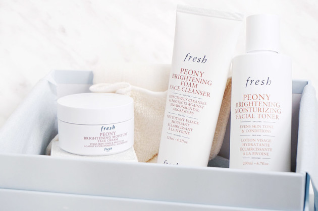 Fresh Peony collection review