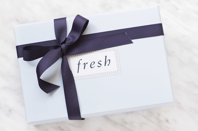 Fresh skincare package review