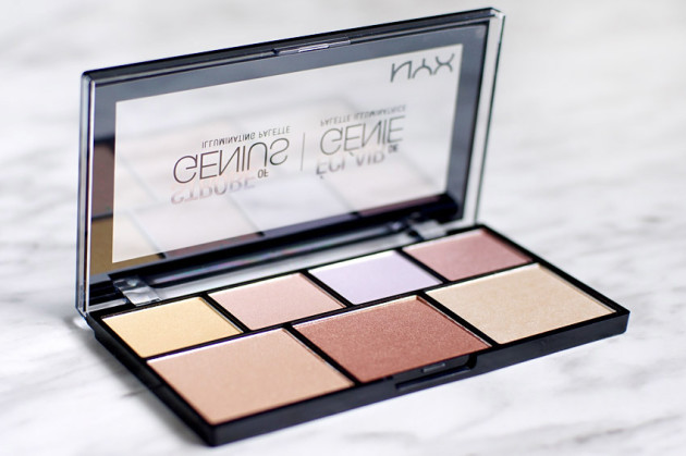 NYX Strobe of Genius review