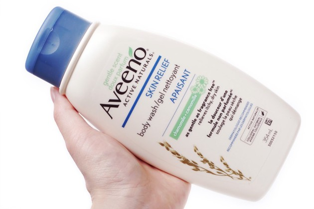 Aveeno Skin Relief Gentle Scent chamomile review