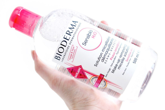 Bioderma Sensibio micellar water review