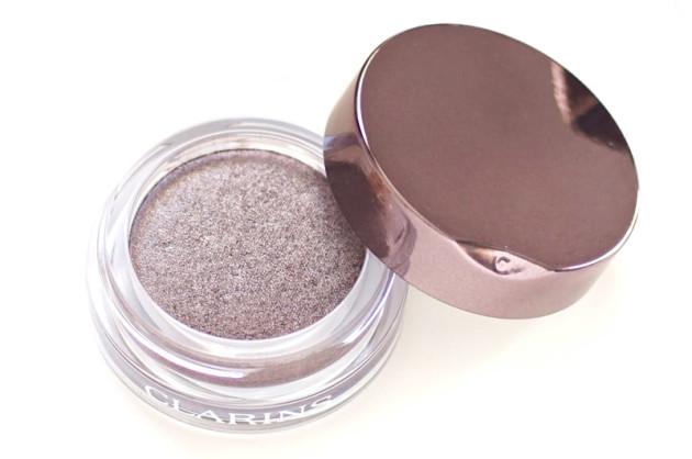 Clarins Silver Plum eyeshadow ombre iridescente