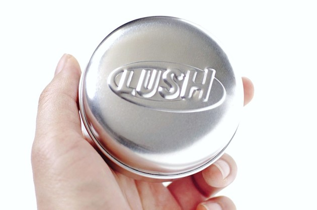 Lush shampoo bar review