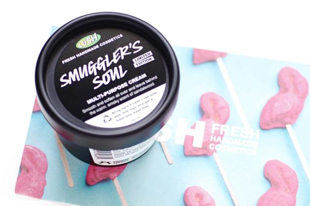 Lush smugglers soul multi purpose cream review