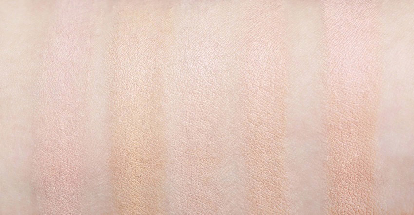 Thenotice Rodial Airbrush Foundation Concealer Review Swatches