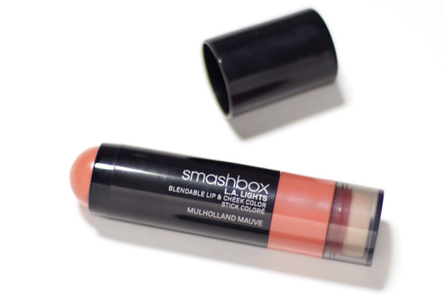 Smashbox L.A. Lights cheek lip review