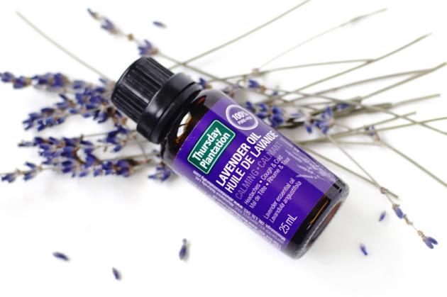 Thursday Plantation lavender oil review