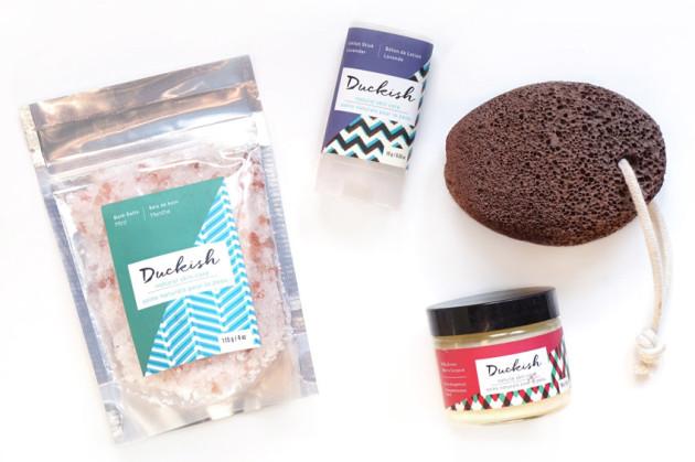 Duckish DIY Pedicure Kit review