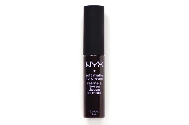 NYX Soft Matte lip cream review photos swatches
