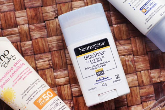 Neutrogena Ultra Sheer stick SPF 50