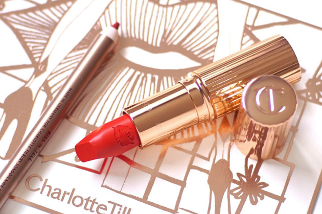 Charlotte Tilbury Hot Lips review