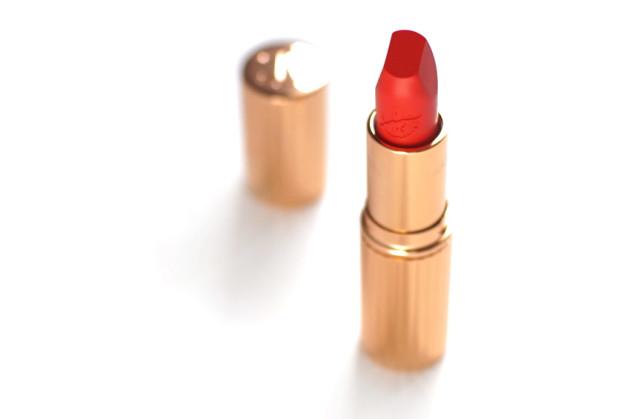 Charlotte Tilbury Matte Revolution lipstick tell laura