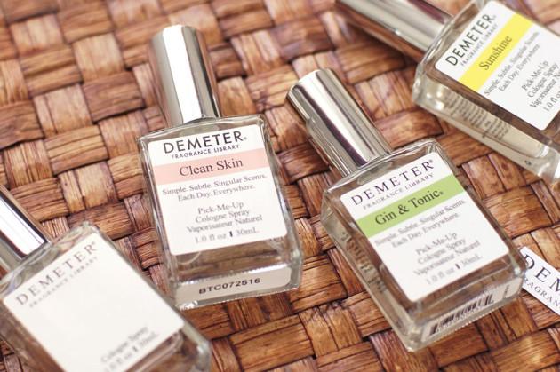 Demeter Custom Blending Kit review photos