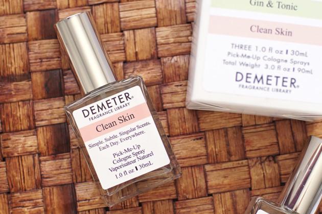 Demeter clean skin review