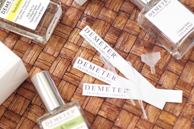 Demeter custom blend