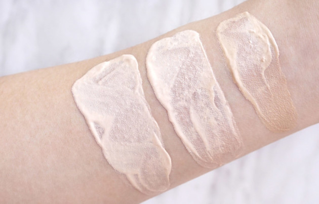 mufe-water-blend-foundation-swatches-r201-y215-r225