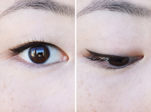 burberry-cat-eye-mascara-liquid-eyeliner-chestnut-brown-swatches-review-eotd